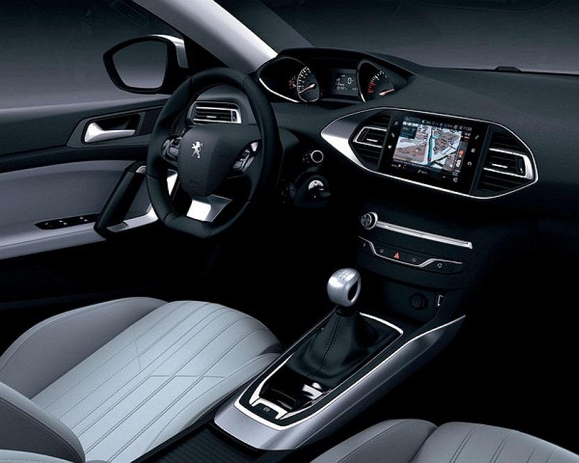 Peugeot 308 2 Min