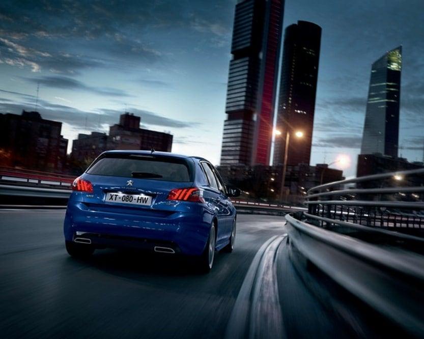 Peugeot 308 3 Min