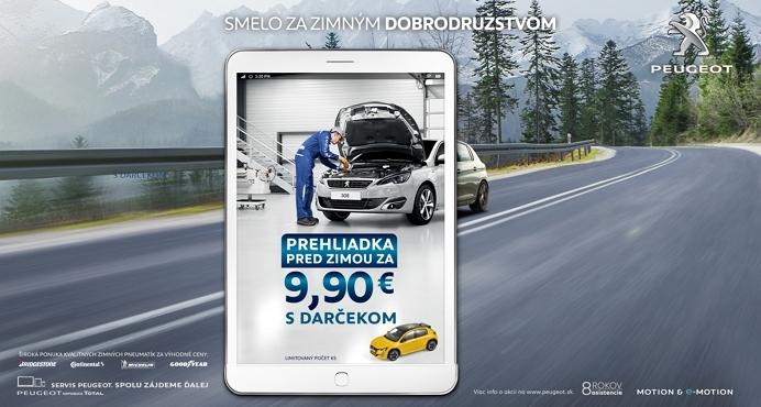 Servis Peugeot Bratislava Prezutie