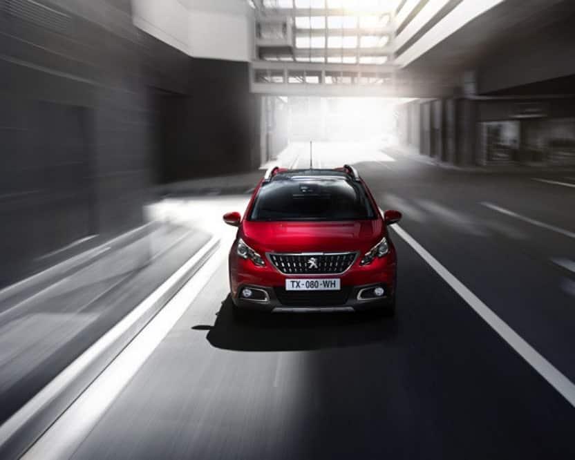 Peugeot 2008 5 Min