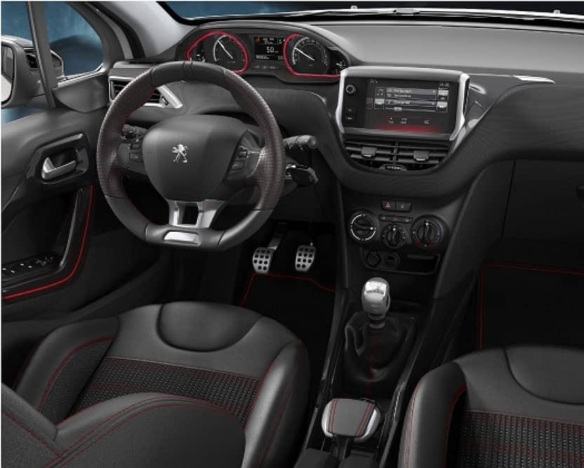 Peugeot 2008 6 Min