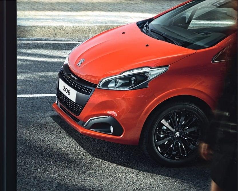 Peugeot 208 3 Min