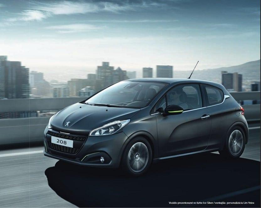 Peugeot 208 7 Min