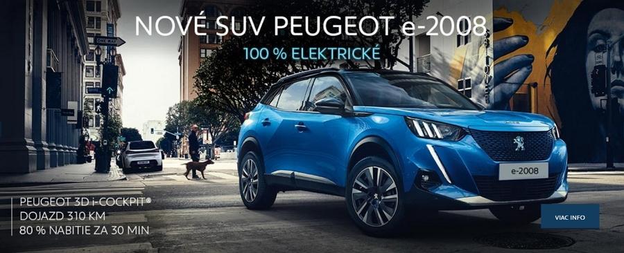 Peugeot 2088 Elektrika