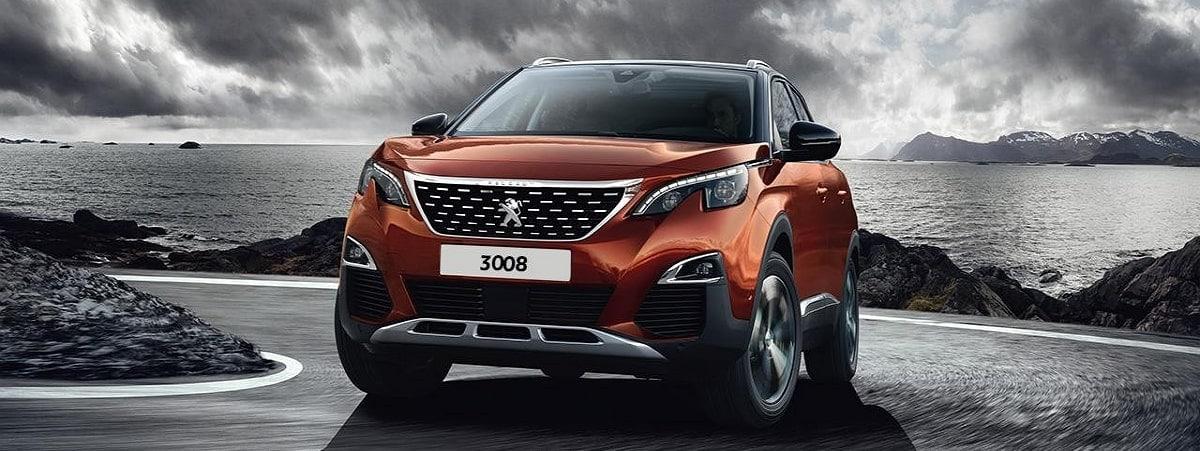 Peugeot 3008 Ext Min
