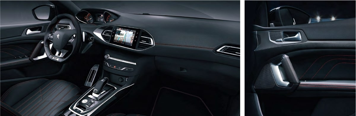 Peugeot 308 Sw Int Min
