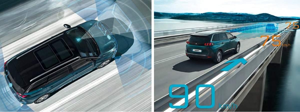 Peugeot 5008 Techno Min