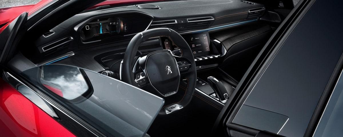 Peugeot 508 Int Min