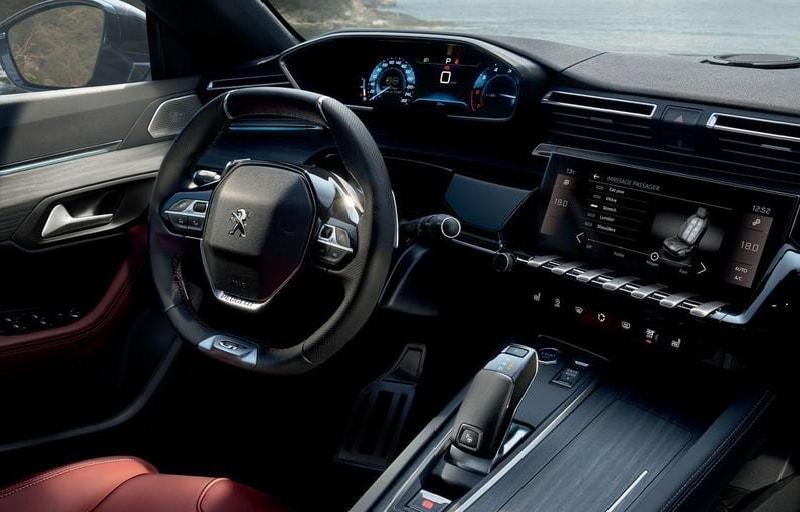 Peugeot 508 Sw 4