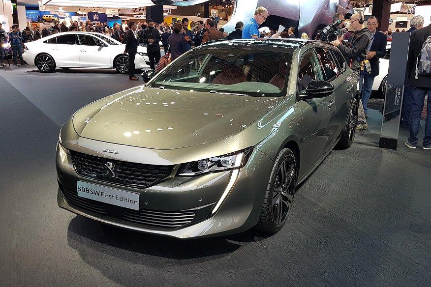 Peugeot 508sw 46
