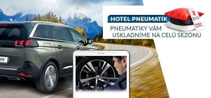 Pneuservis Peugeot Min