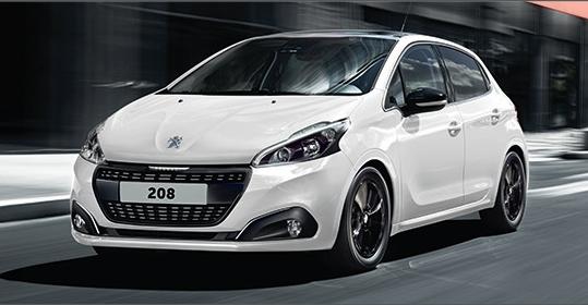 Peugeot 208 skladove