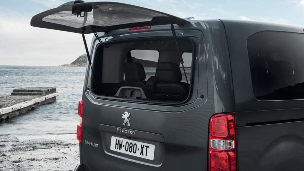 Peugeot Traveller Galerie 7 2.88696.17