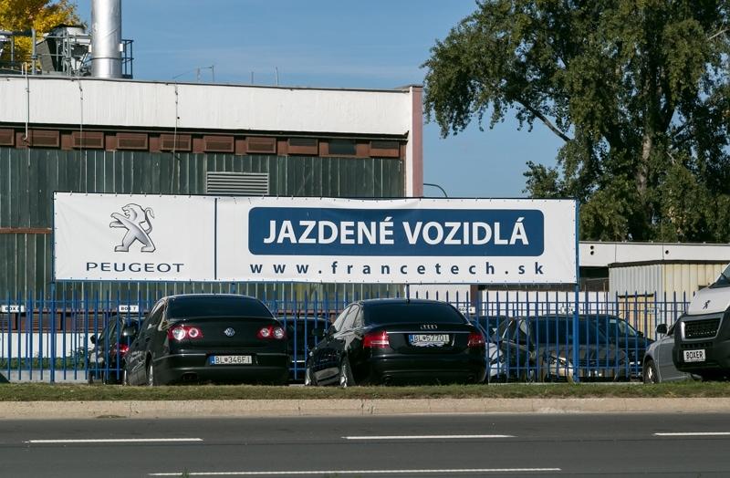 autá Peugeot Jazdené