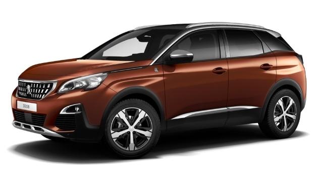 Peugeotu 3008 Predaj