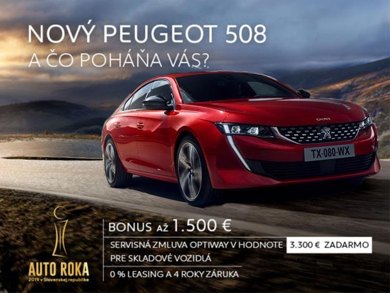 Peugeot 508 2019 B