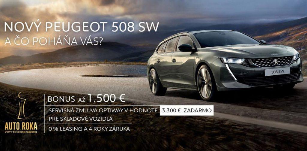 Peugeot 508 A 508 Sw