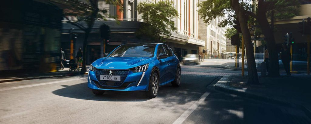 Nový Peugeot 208 2019