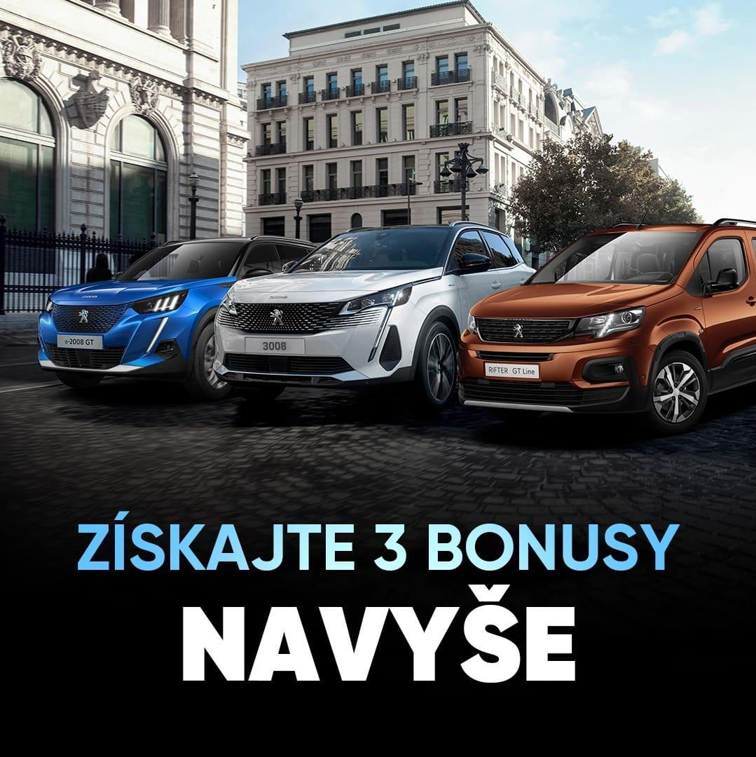 Peugeot Bonusy Banner Jan C