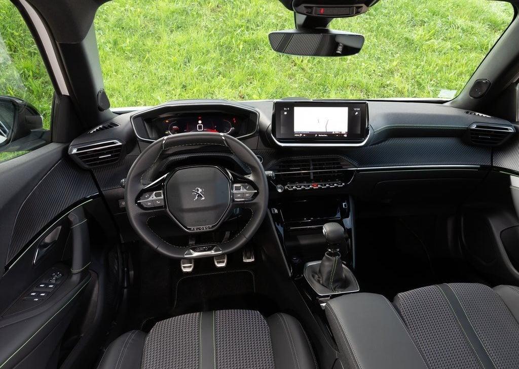 Peugeot 2008 Interiér