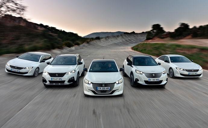 Titulka Peugeot