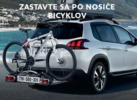 Nosič Bicyklov Peugeot