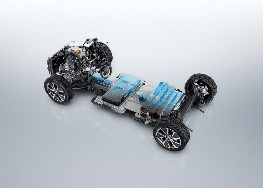 E 208 Motor