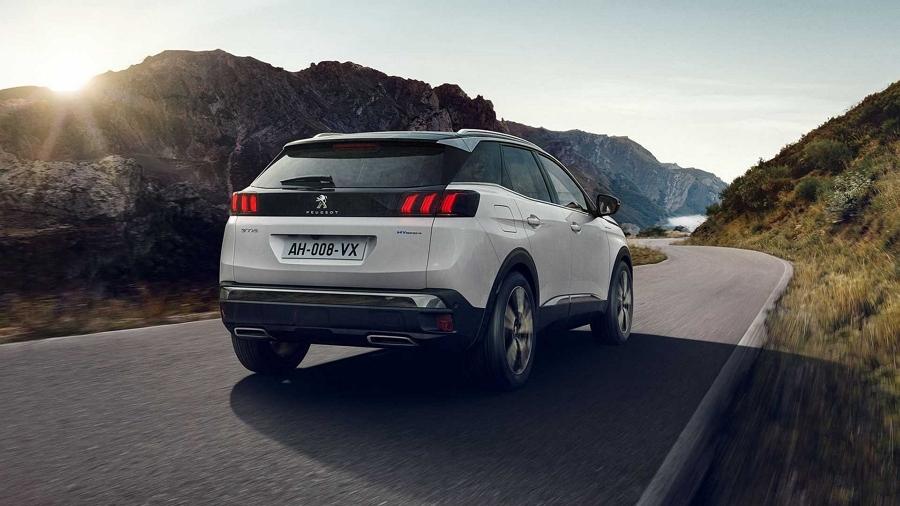 Novy Peugeot 3008 2021