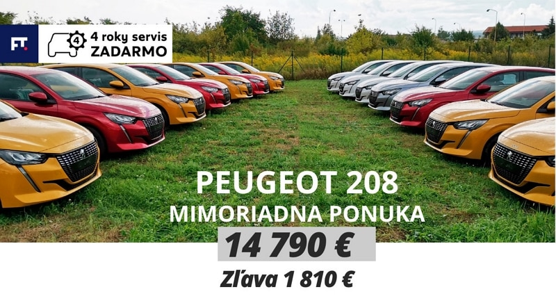 Peugeot 208 Kupa Vozidla 2