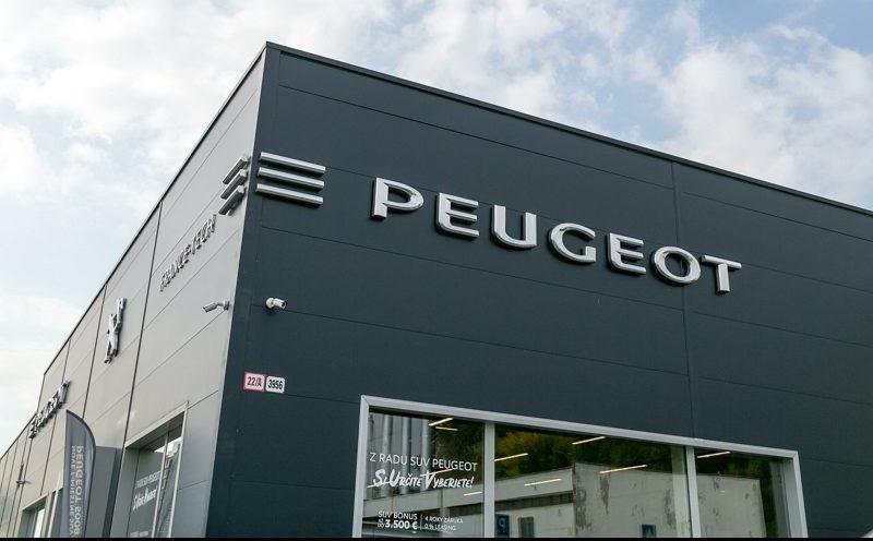 Peugeot Bratislava France Tech