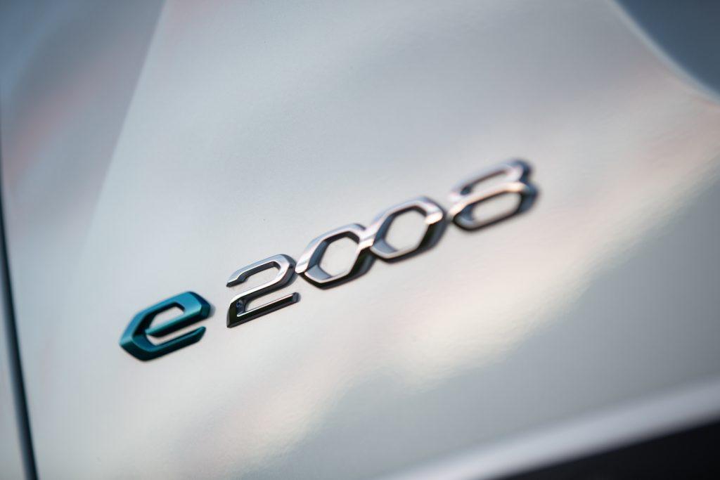 Peugeot 2008 Testdrive Logo