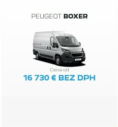 Peugeot Boxer Odkupny Bonus 2