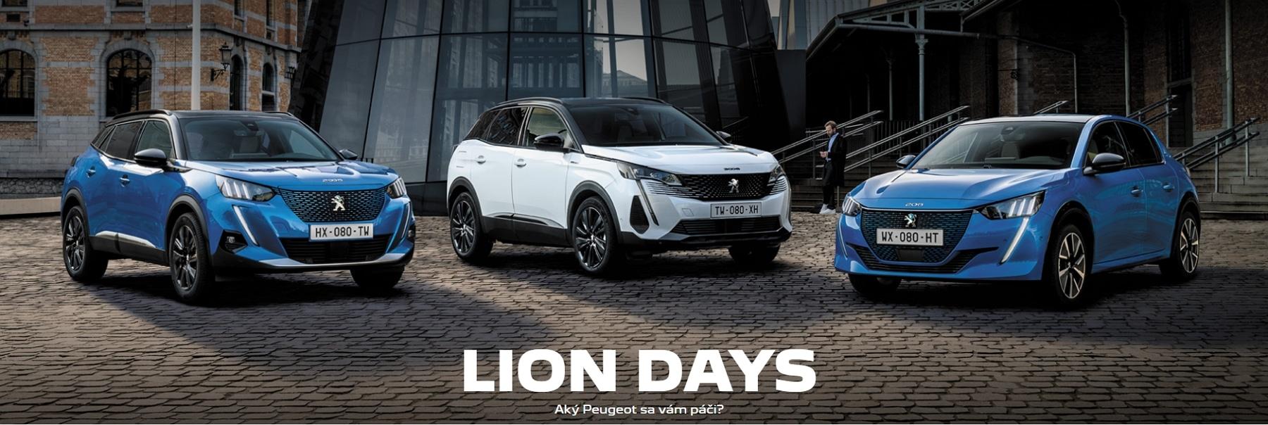 Peugeot Lion Days Akcia B