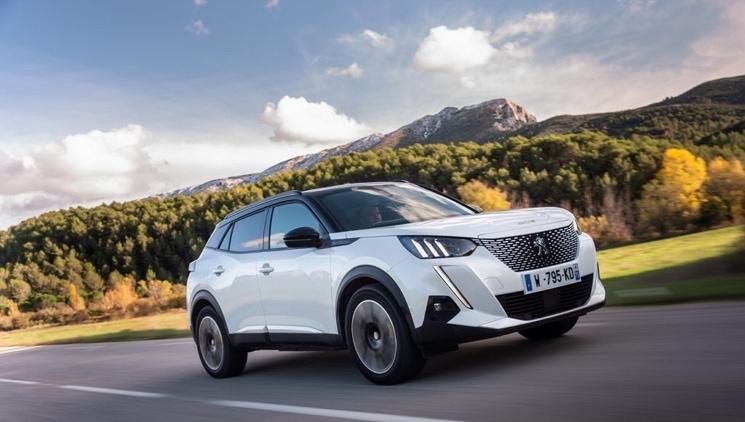 Peugeot elektromobil