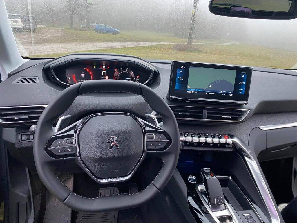 3008 I Cockpit