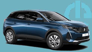 Peugeot 3008 Hybrid 2021