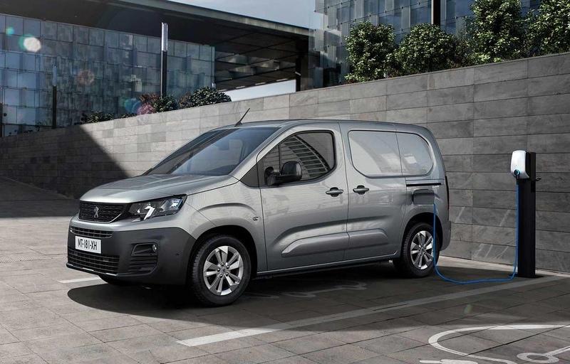 Peugeot E Partner 2021