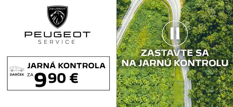 Peugeot Servis Jarna Kontrola 21
