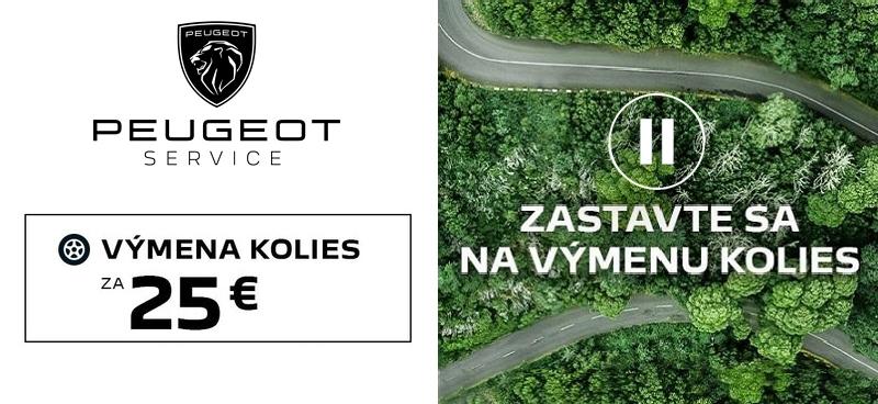 Peugeot Servis Vymena Kolies 2